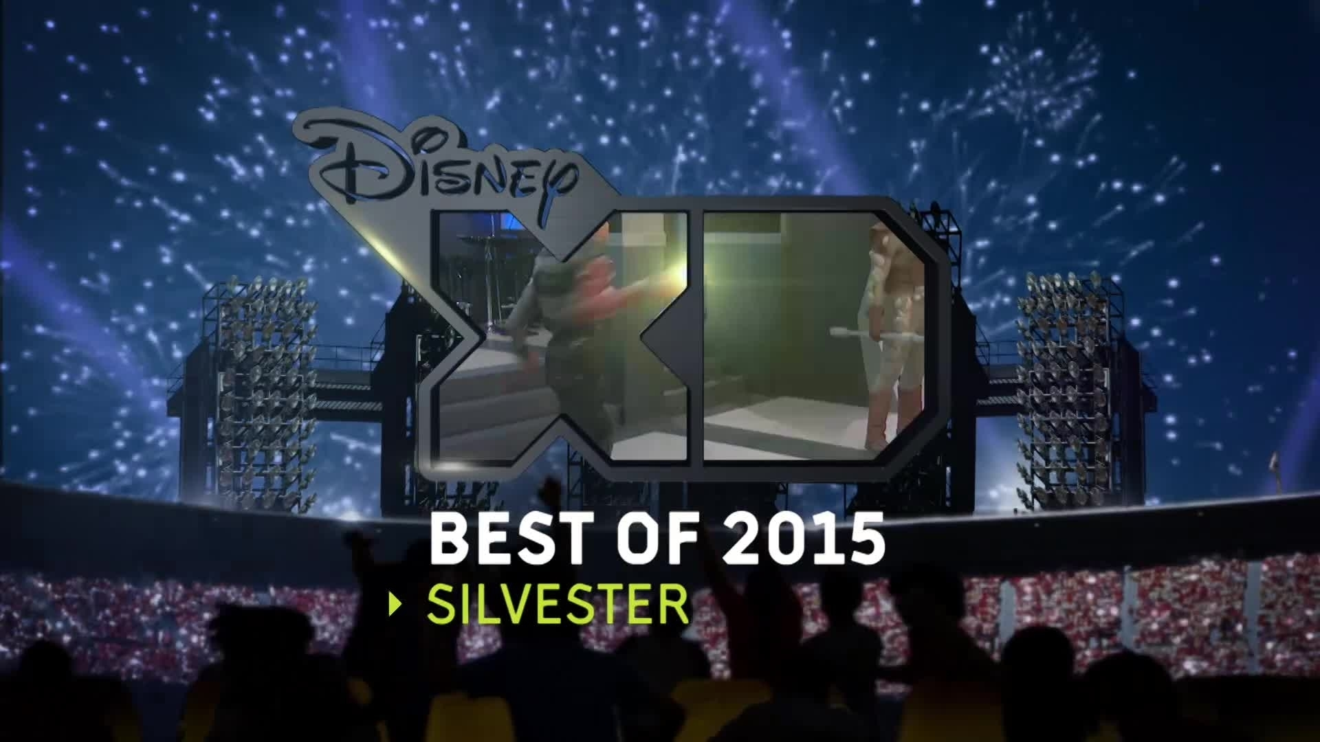Disney XD - Best of 2015