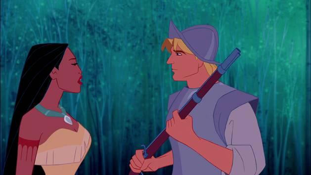 """Pocahontas : Chanson """"L'Air du Vent"""""""