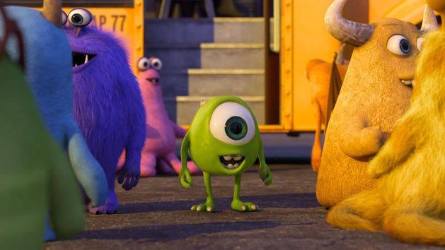 Monsters University - Little Mike