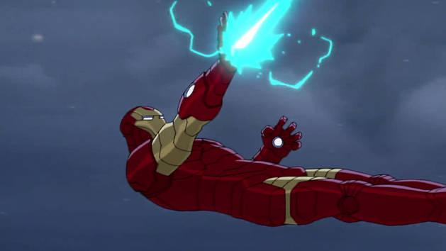 Marvel Avengers Rassemblement - Extrait - Le projet Arsenal 1