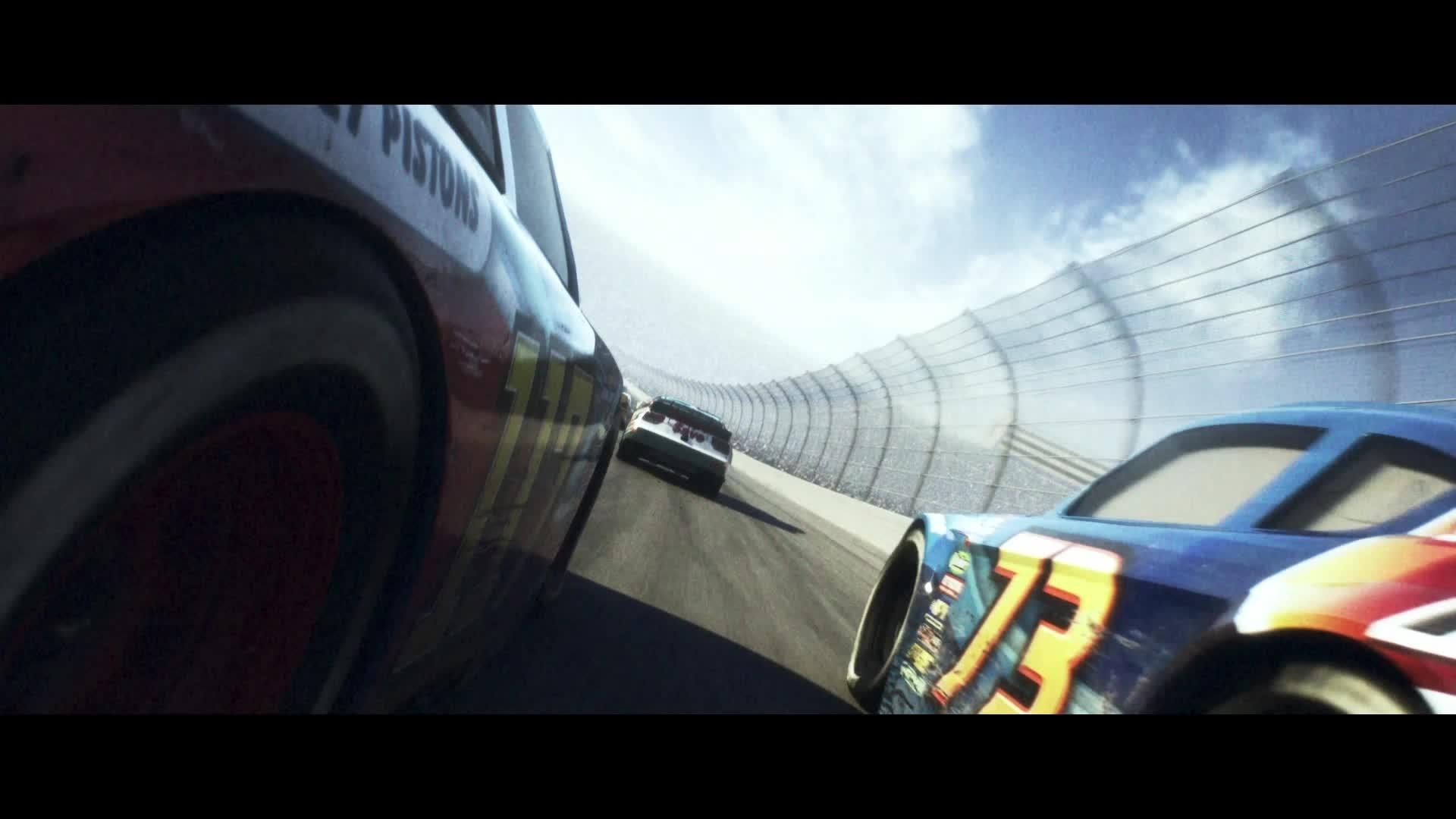 Bande Annonce Cars 3 - Teaser