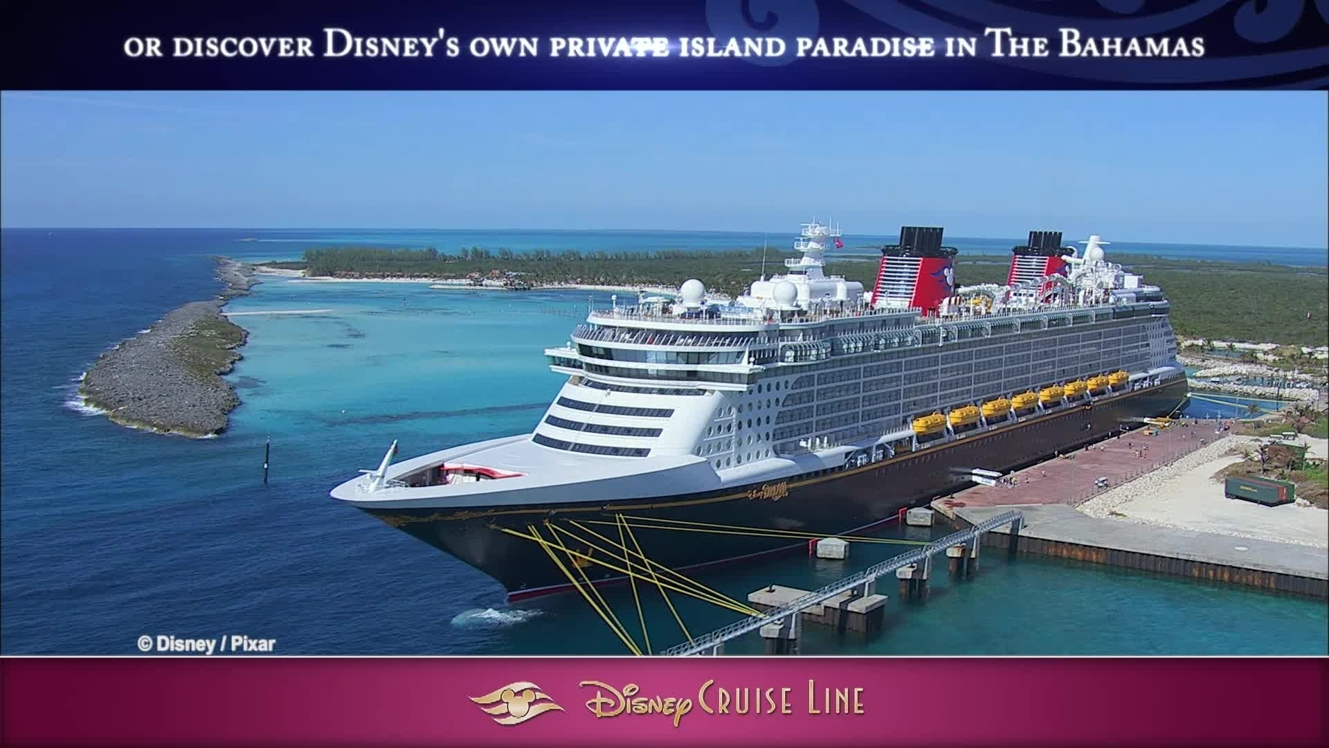 Fun for Everyone with Disney Cruise Line
