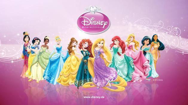 Das Prinzessinnen Gewinnspiel - Auf Disney.de