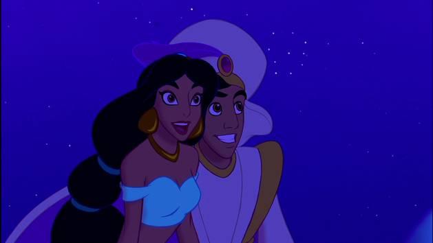 "Aladdin : chanson ""Ce Rêve Bleu"""