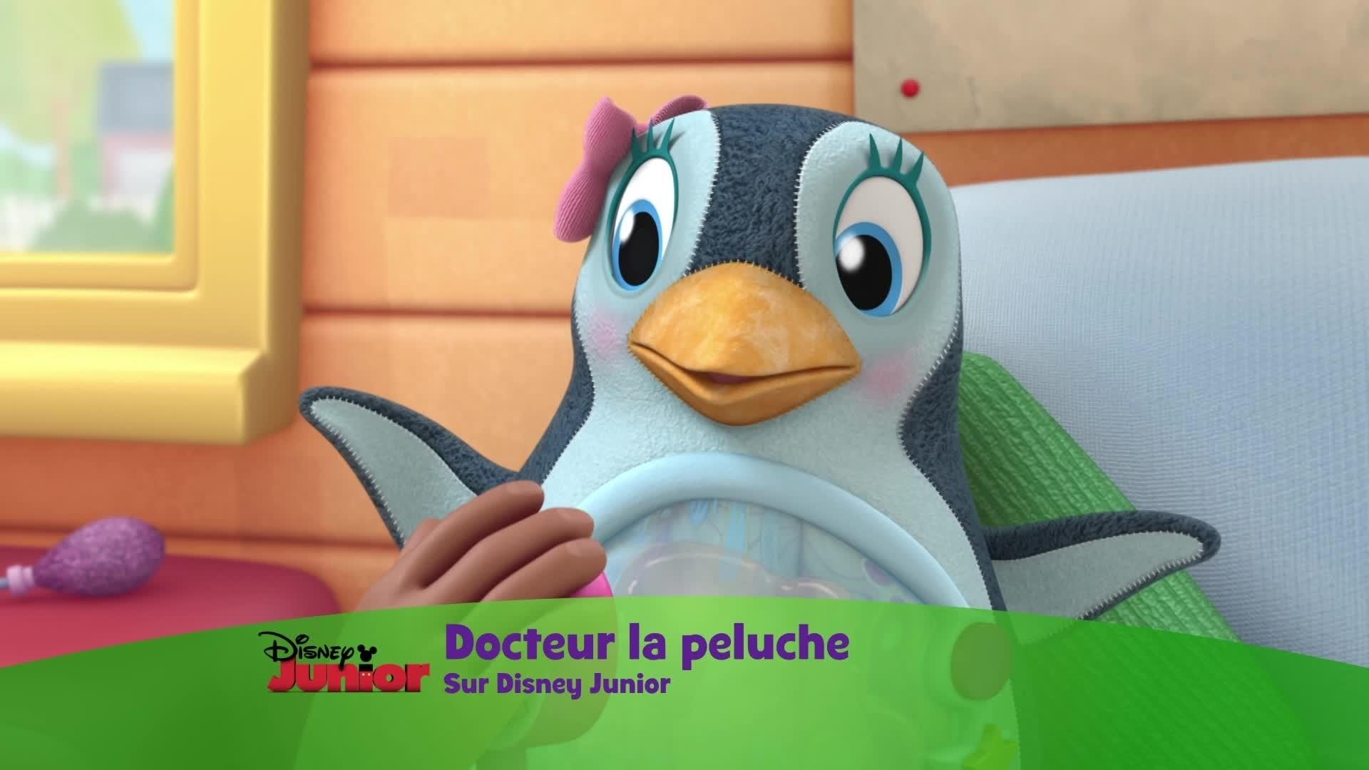 Chanson : C'est l'heure de l'examen - Waddly le pingouin