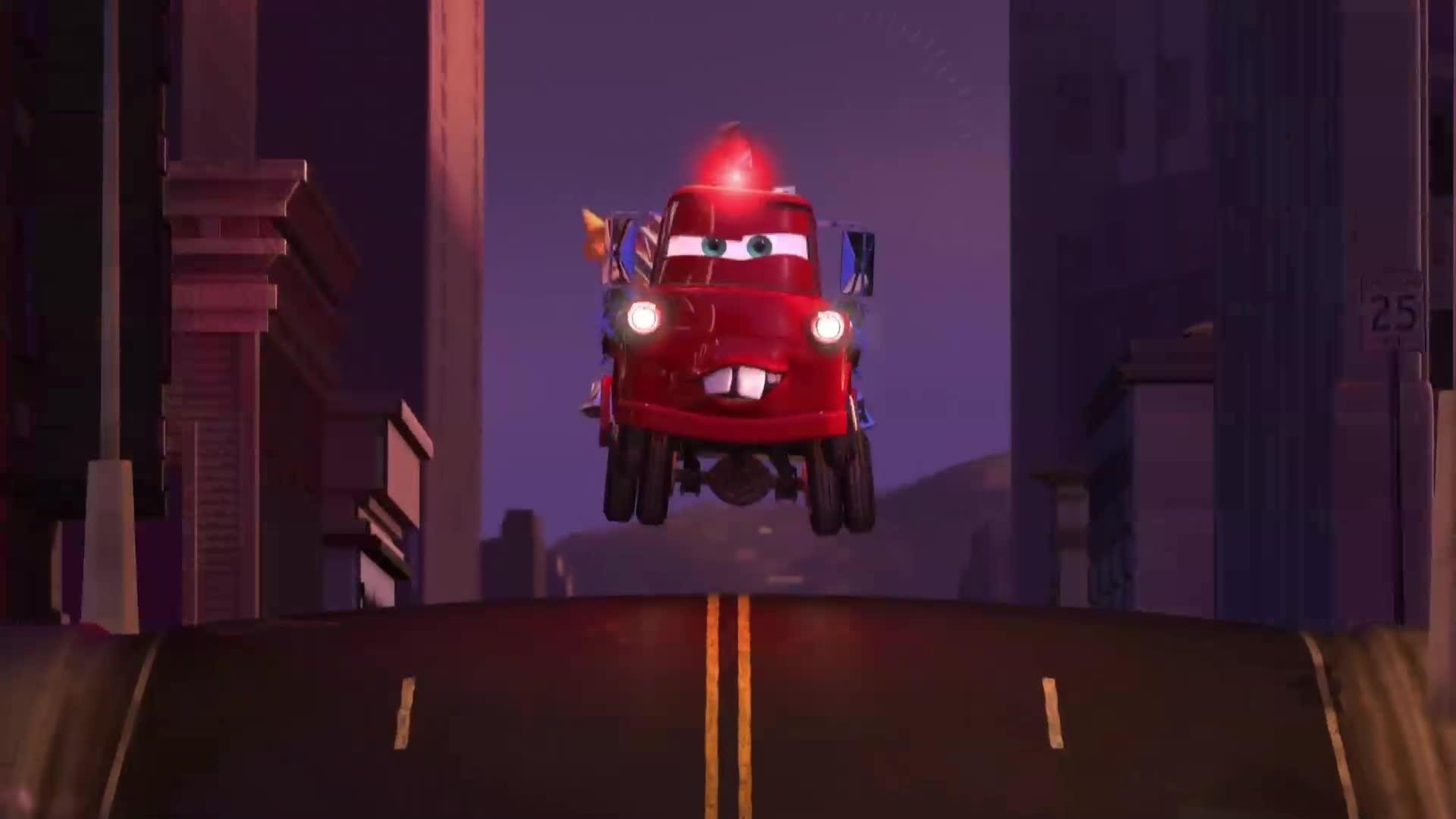 Cars Toons – Tausendsassa Hook