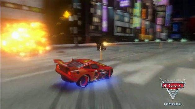 Cars 2 - Das Videospiel - Trailer #1