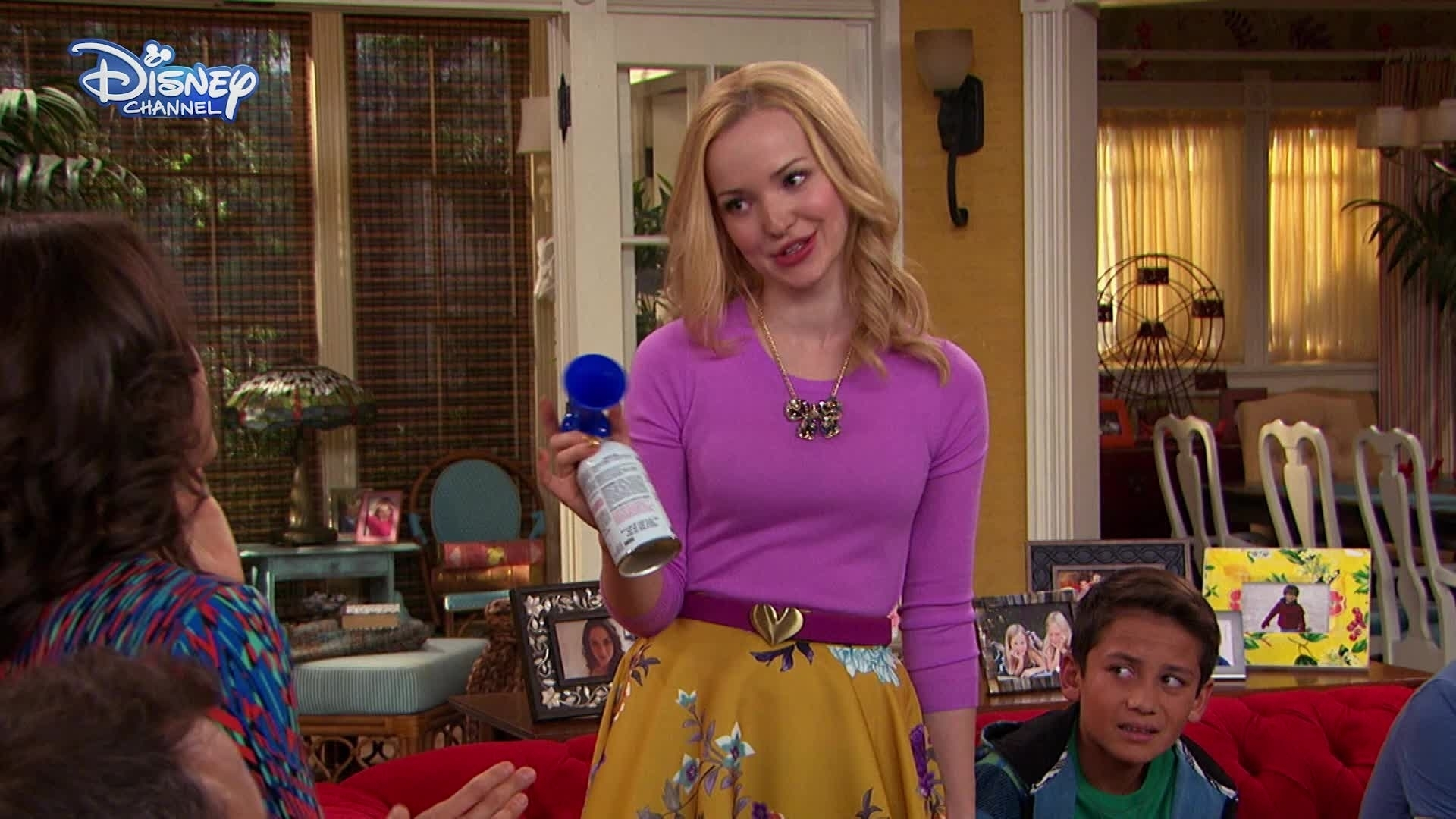 Family Meeting - Liv and Maddie