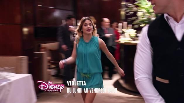 Violetta Saison 3 - Résumé des épisodes 46 à 50