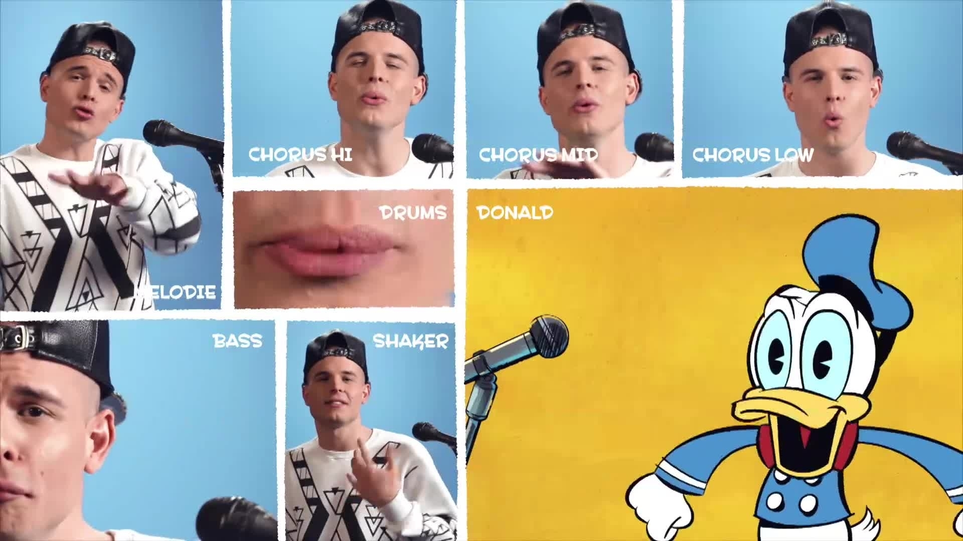 Happy Beatbox-Song: So geht's!