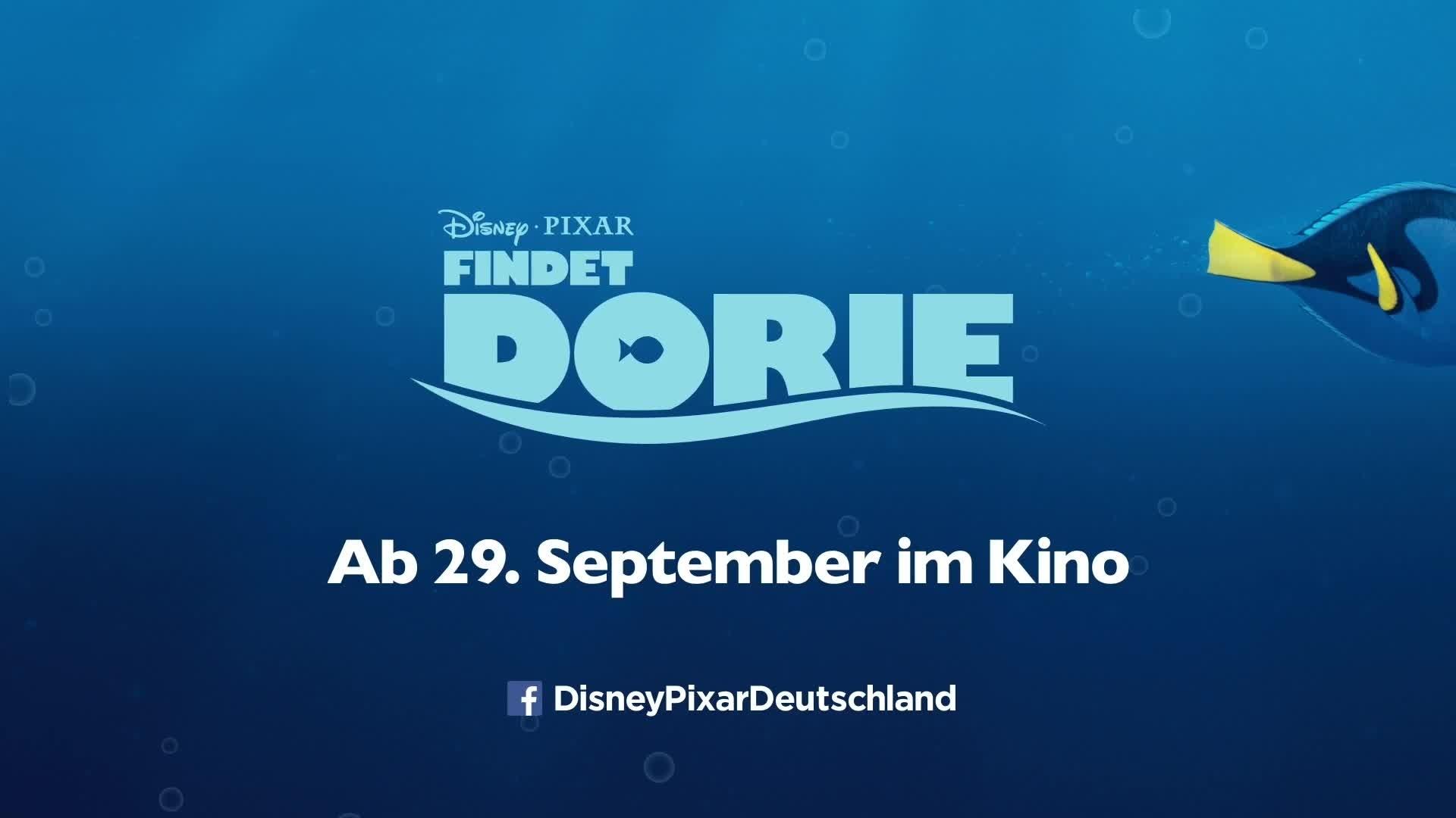 Findet Dorie: Offizieller Trailer