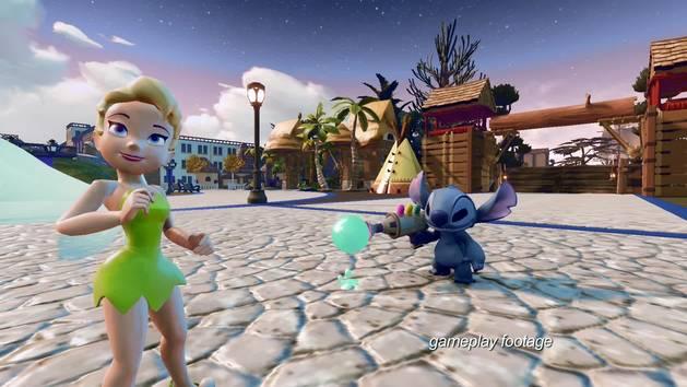 Tinker Bell & Stitch - Disney Infinity 2.0