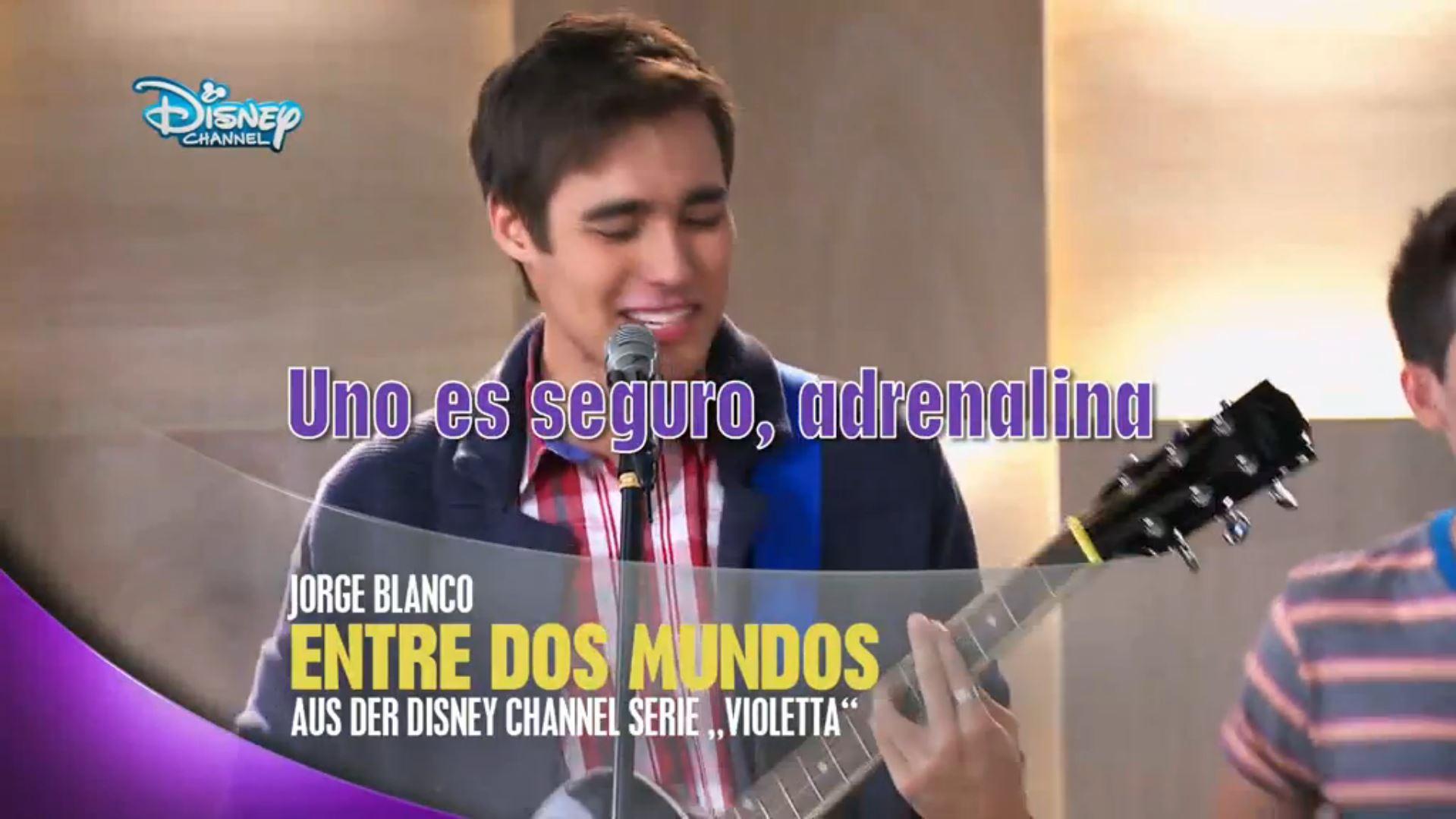 Entre Dos Mundos - Jorge Blanco