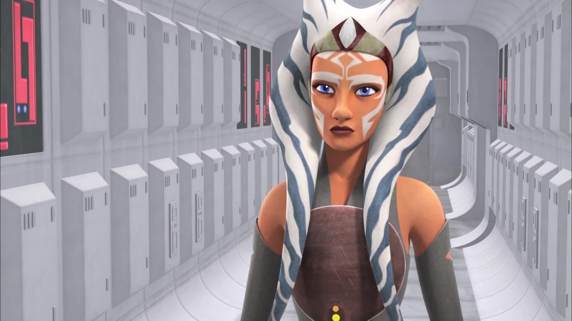 Star Wars Rebels - Dossier Confidentiel - Ahsoka