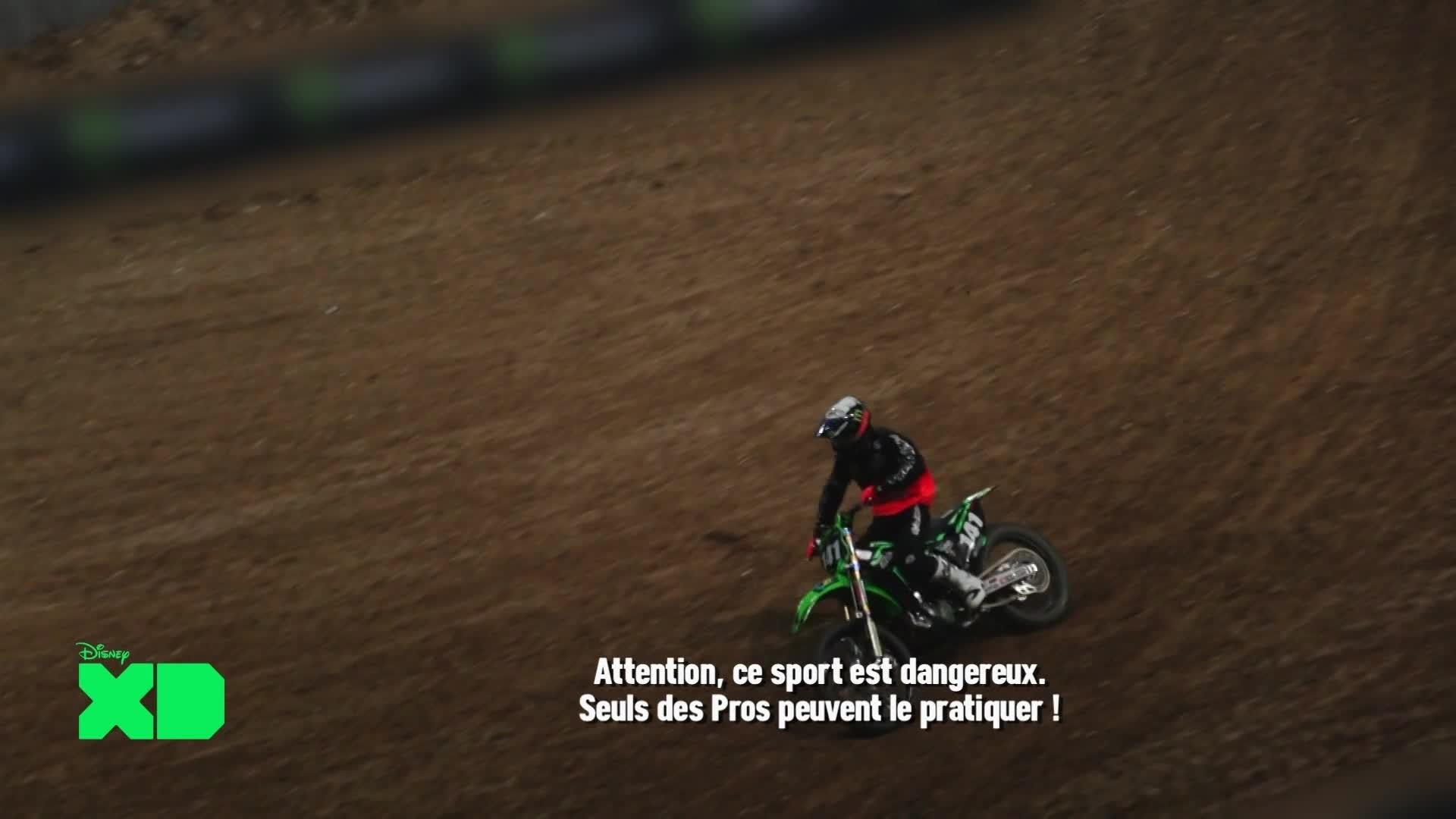 Disney XD Sport News - Lille - Motocross