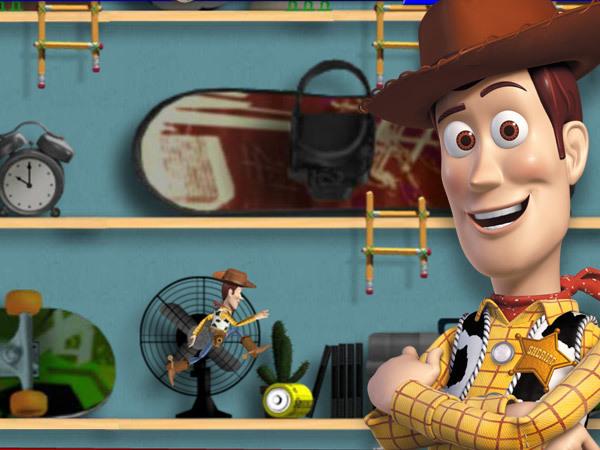 Woody's Wild Adventure