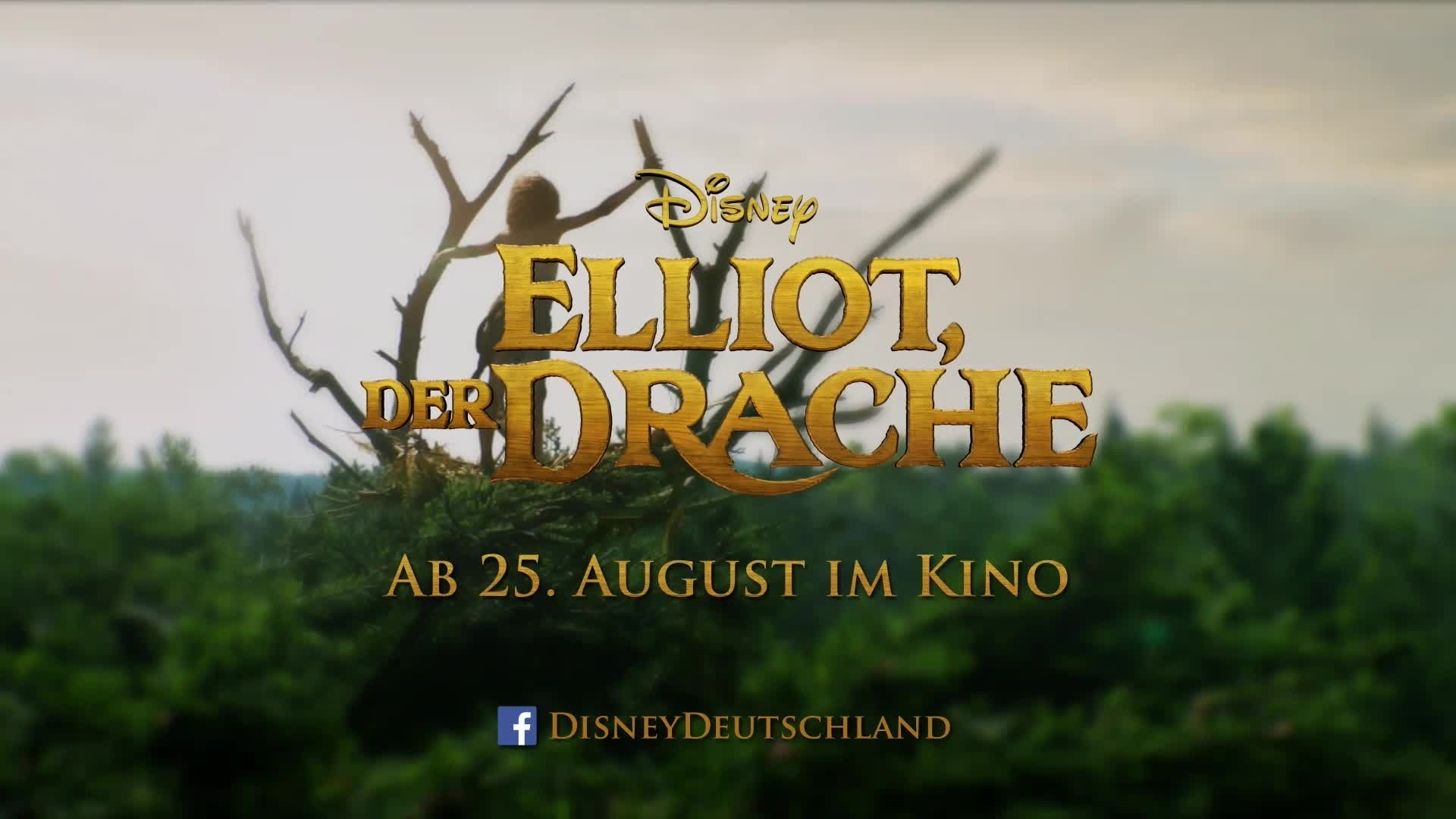 ELLIOT, DER DRACHE - Teaser-Trailer