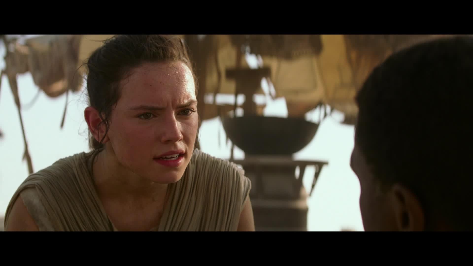 Star Wars - Le Réveil de la Force - Reportage : l'entraînement
