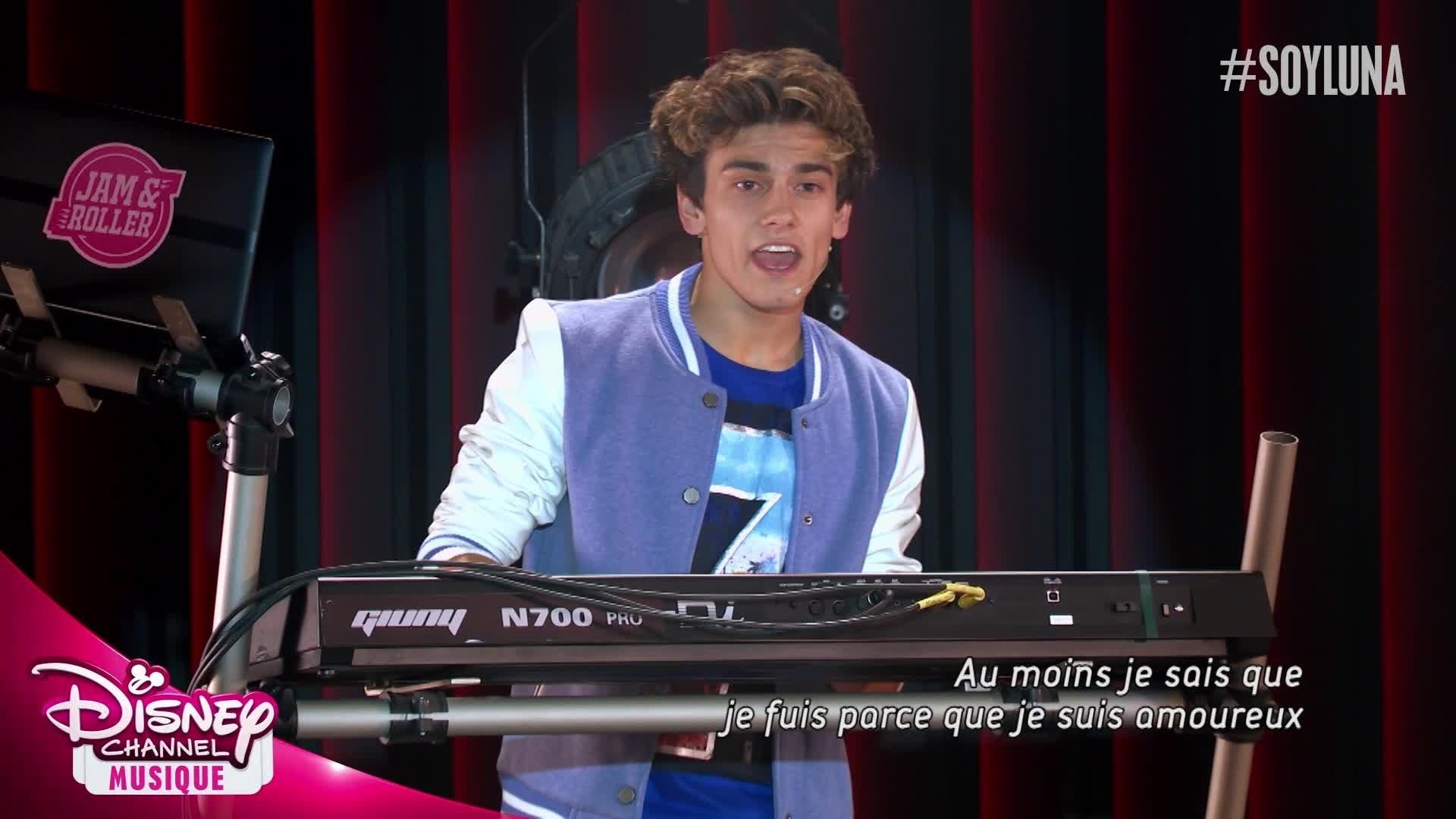 "Soy Luna - Chanson : ""Prófugos"" (épisode 55)"