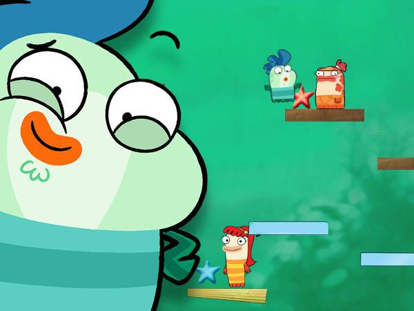 Fish hooks tv games disney uk for Fishing hook game