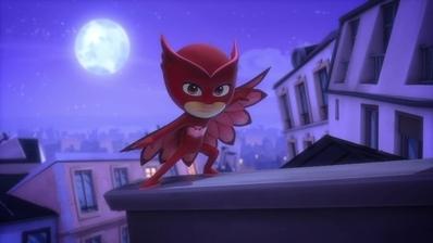 PJ Masks - Pyjamahelden - Geckos Stimme ist weg/Catboy und das gestohlene Schwert