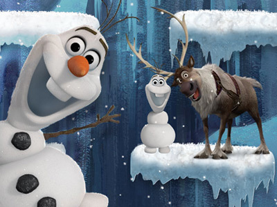 Olaf's frostiger Fall
