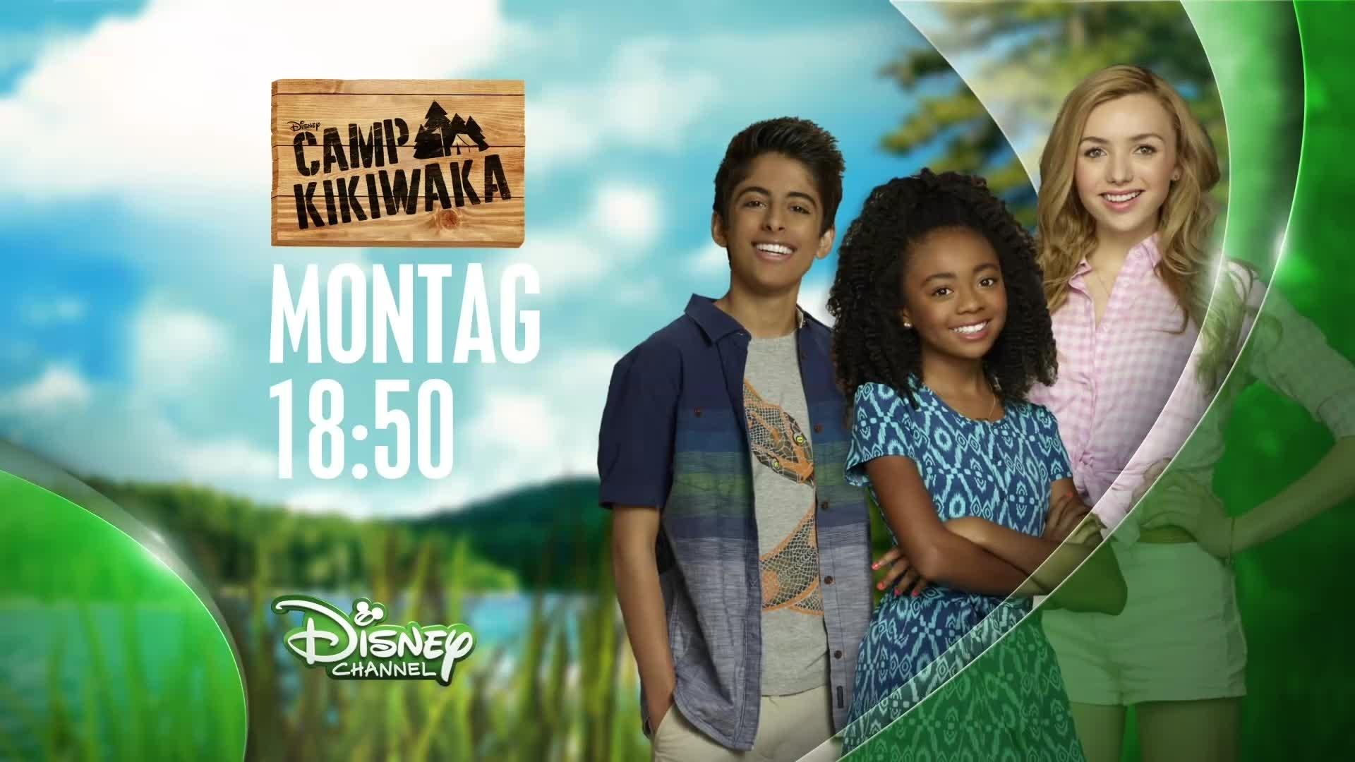 Camp Kikiwaka - Neue Folgen Trailer
