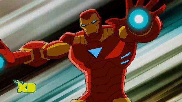 Die Avengers - Feature: Iron Mans Rüstung