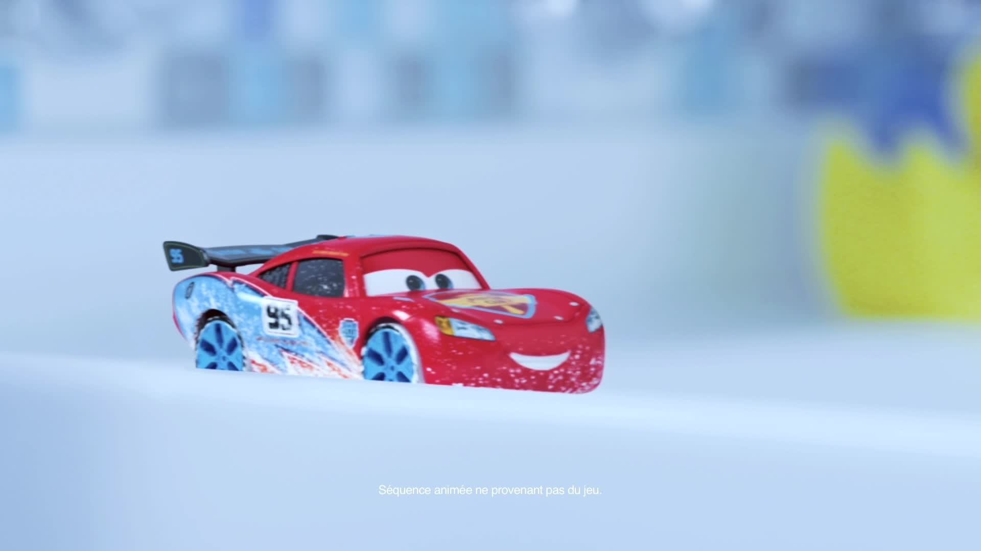 Cars Daredevil Garage - Envahit... La salle de bain !