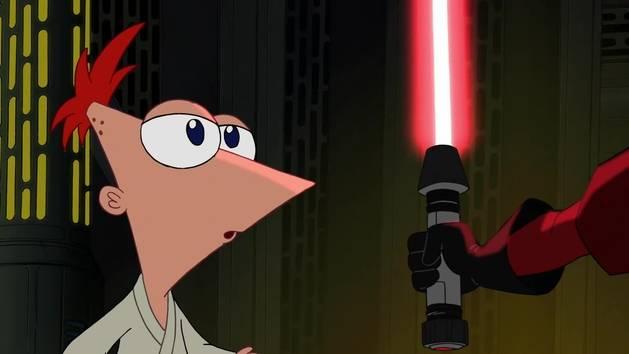 Phineas und Ferb: Star Wars Special - Trailer
