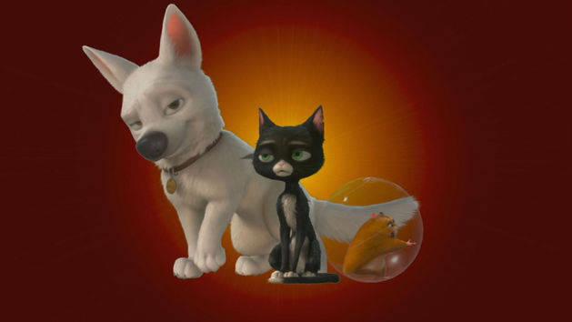 Bolt - Ein Hund für alle Fälle - Trailer #1
