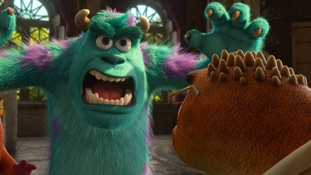 Monsters University - Knight Class
