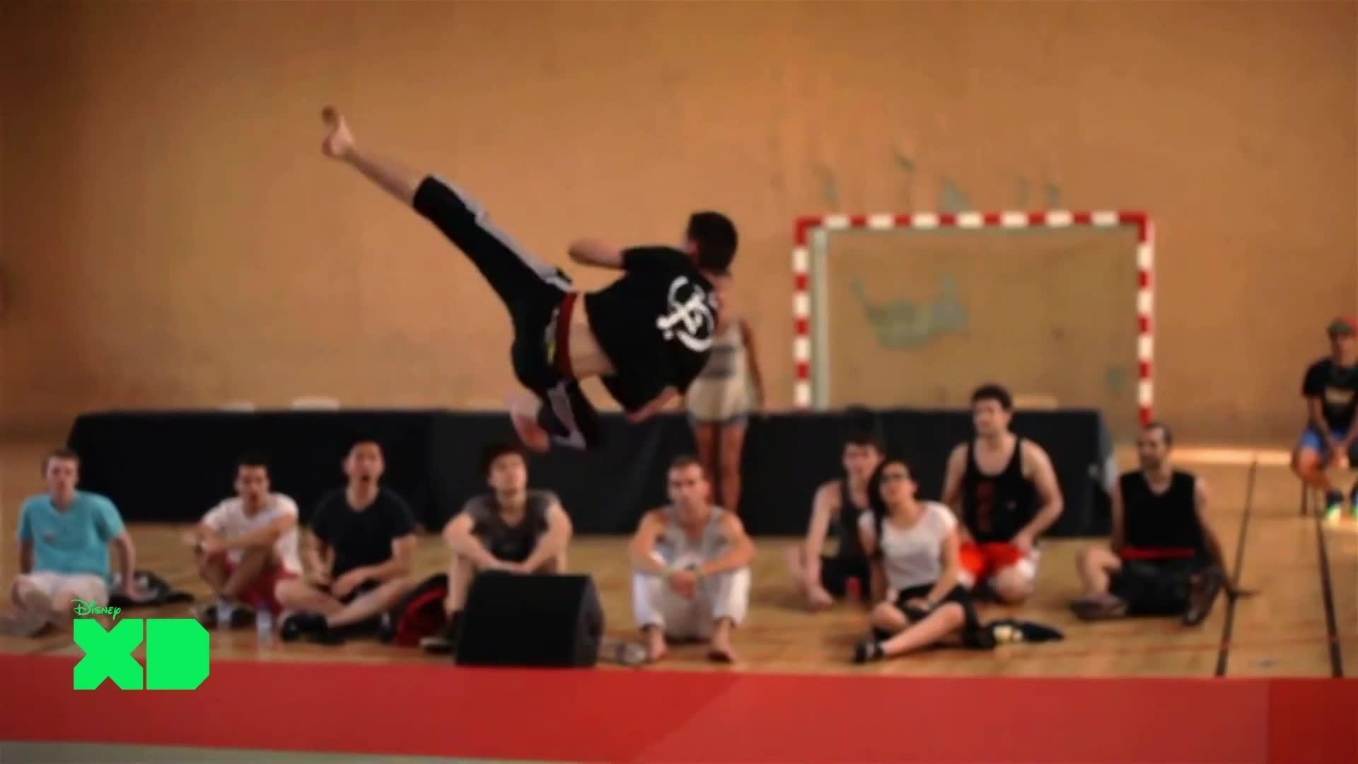 Disney XD Sport News - Paris : Tricking