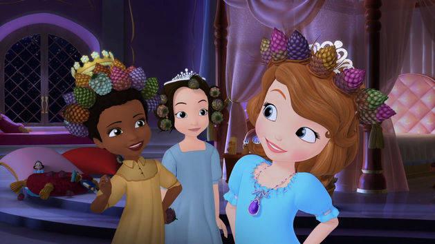 Princesse Sofia - Les bonnes manières de Princesse #3