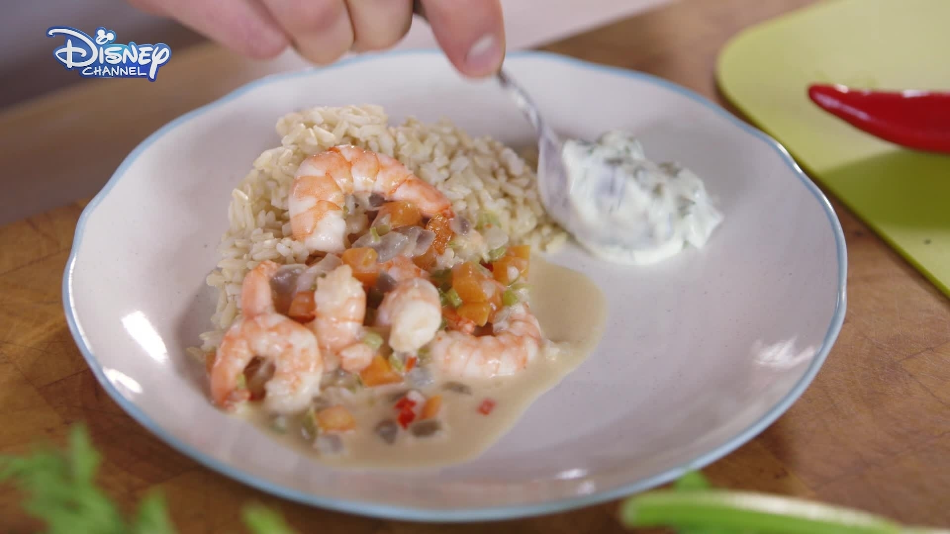 Cook-a-long: Prawn Curry - First Class Chefs