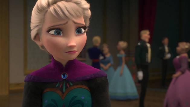 Die Eiskönigin - Clip: Die Party ist vorbei