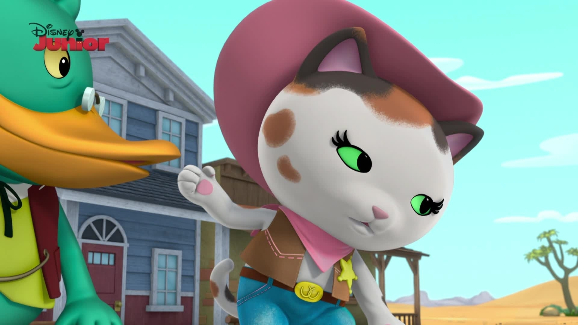 Sheriff Callie S Wild West Disney Junior