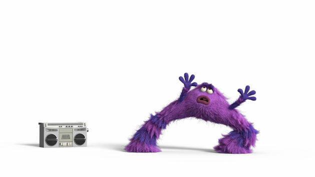 Die Monster Uni - Tanzen