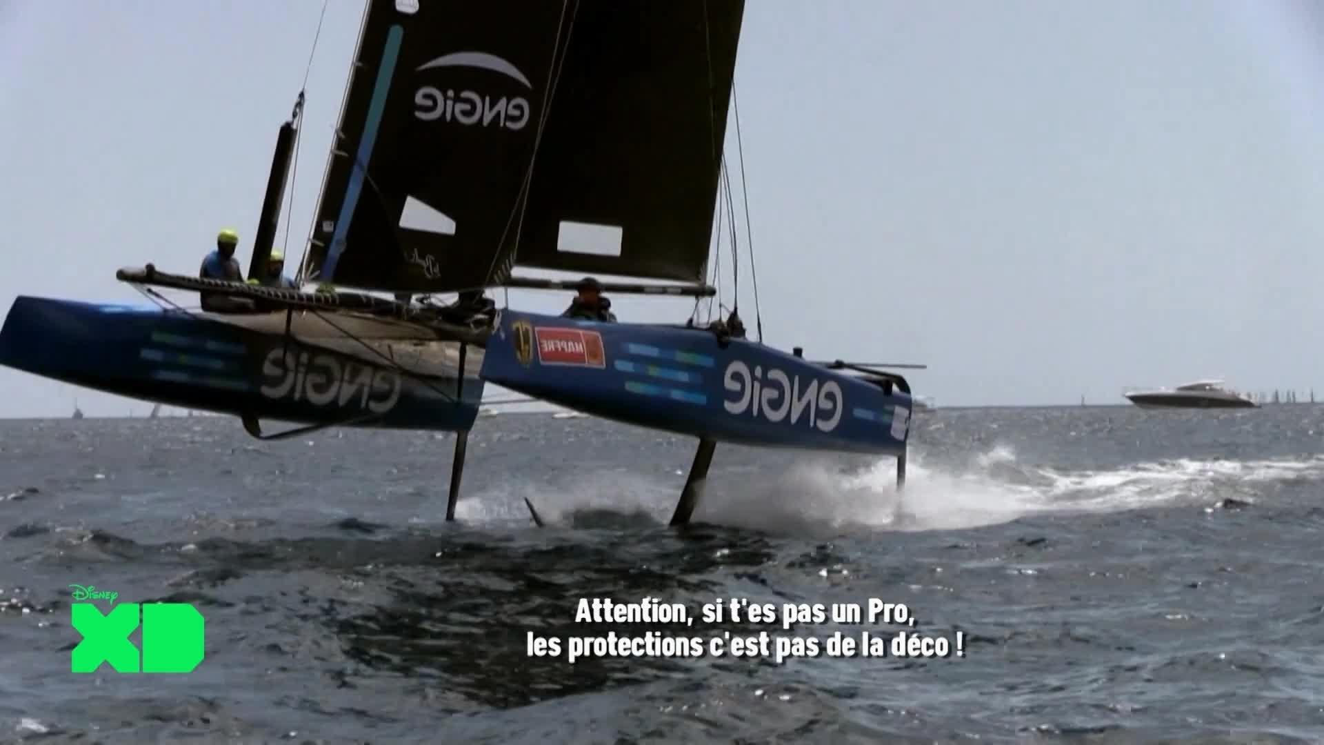 Disney XD Sport News - Palma de Majorque : Voile