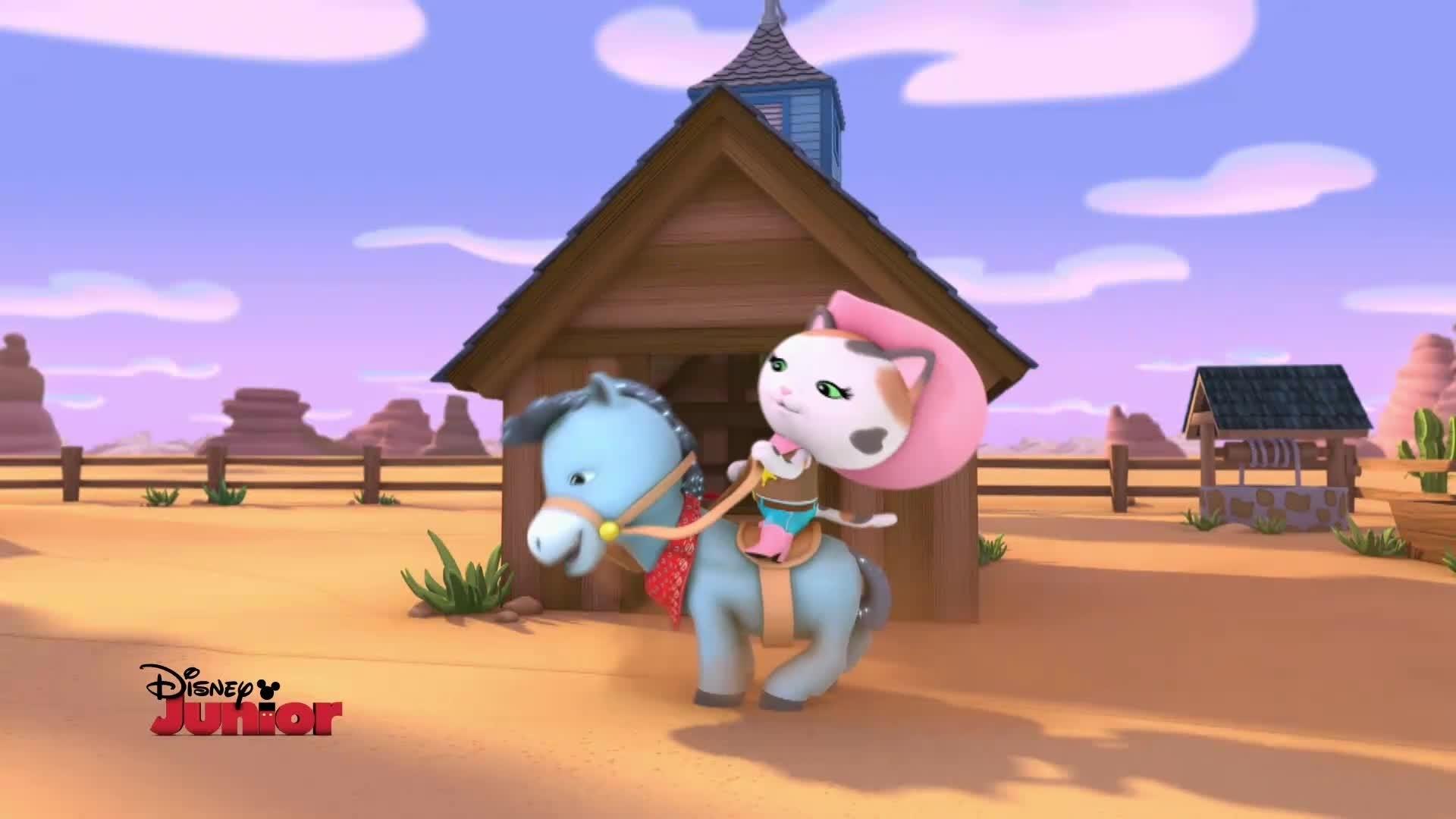 Sheriff Callie - Musikvideo: Glückshalstuch