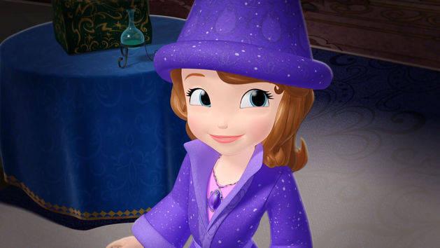 Princesse Sofia - Les bonnes manières de Princesse #10