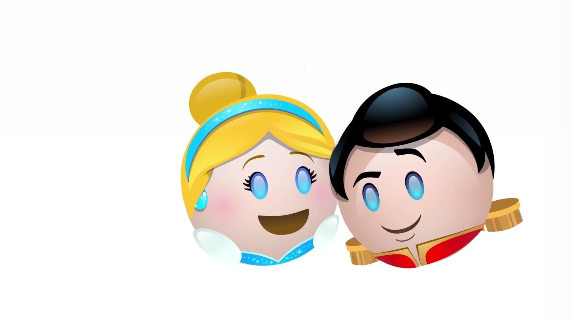 Cinderella - As Told By Emoji