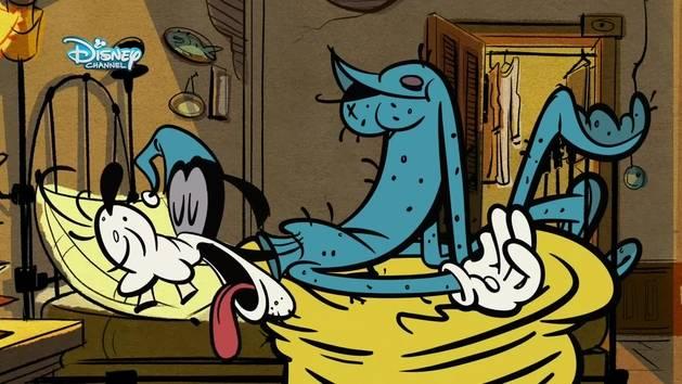 Micky Kurzfilm - Der Schlafwandler