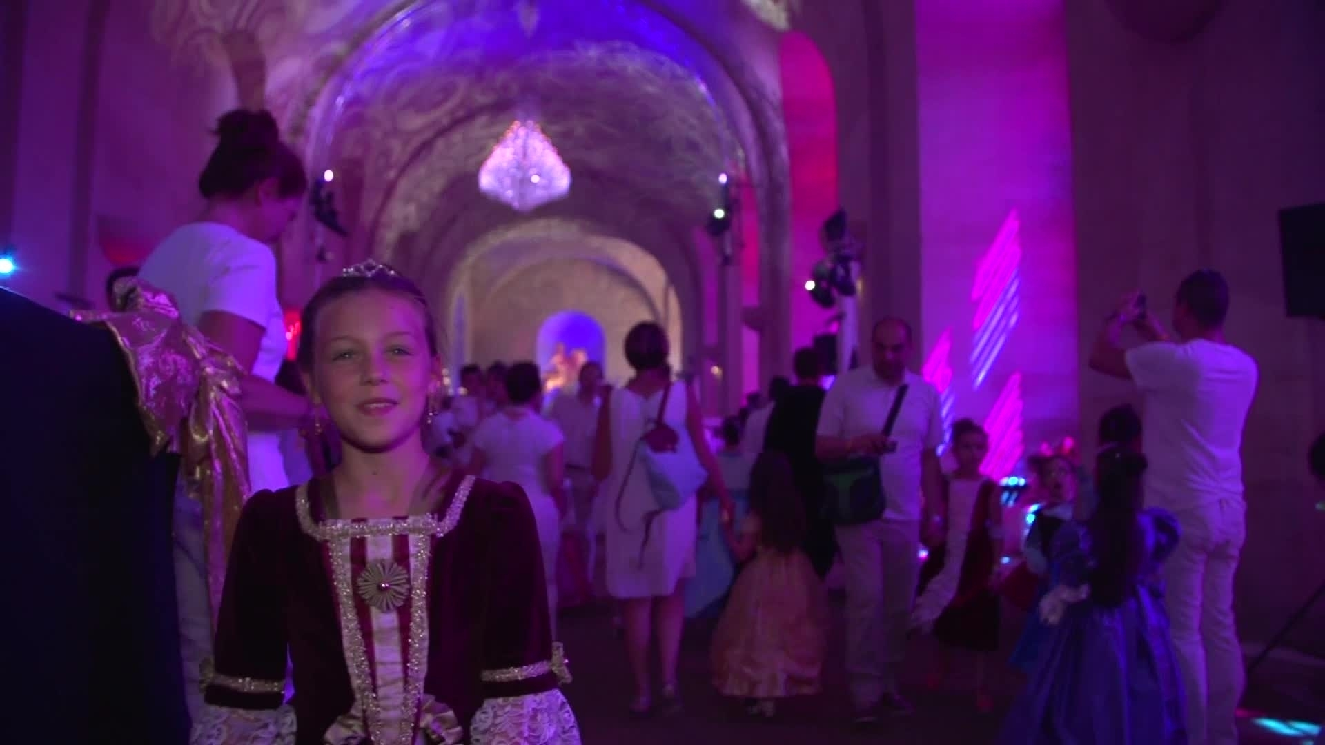 Mon premier bal de Princes et Princesses