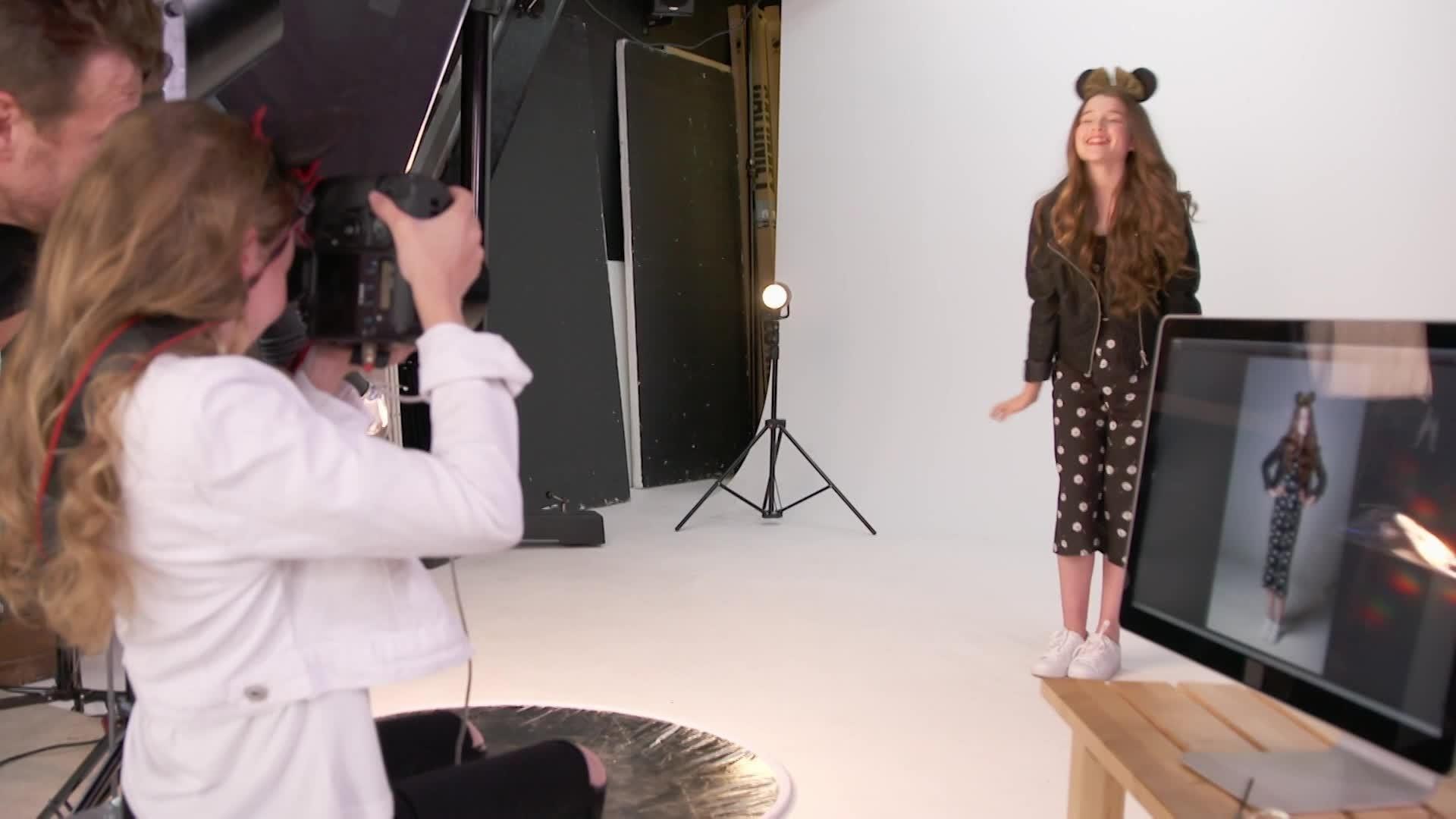 Les Défis Mode de Minnie - Photographe de mode