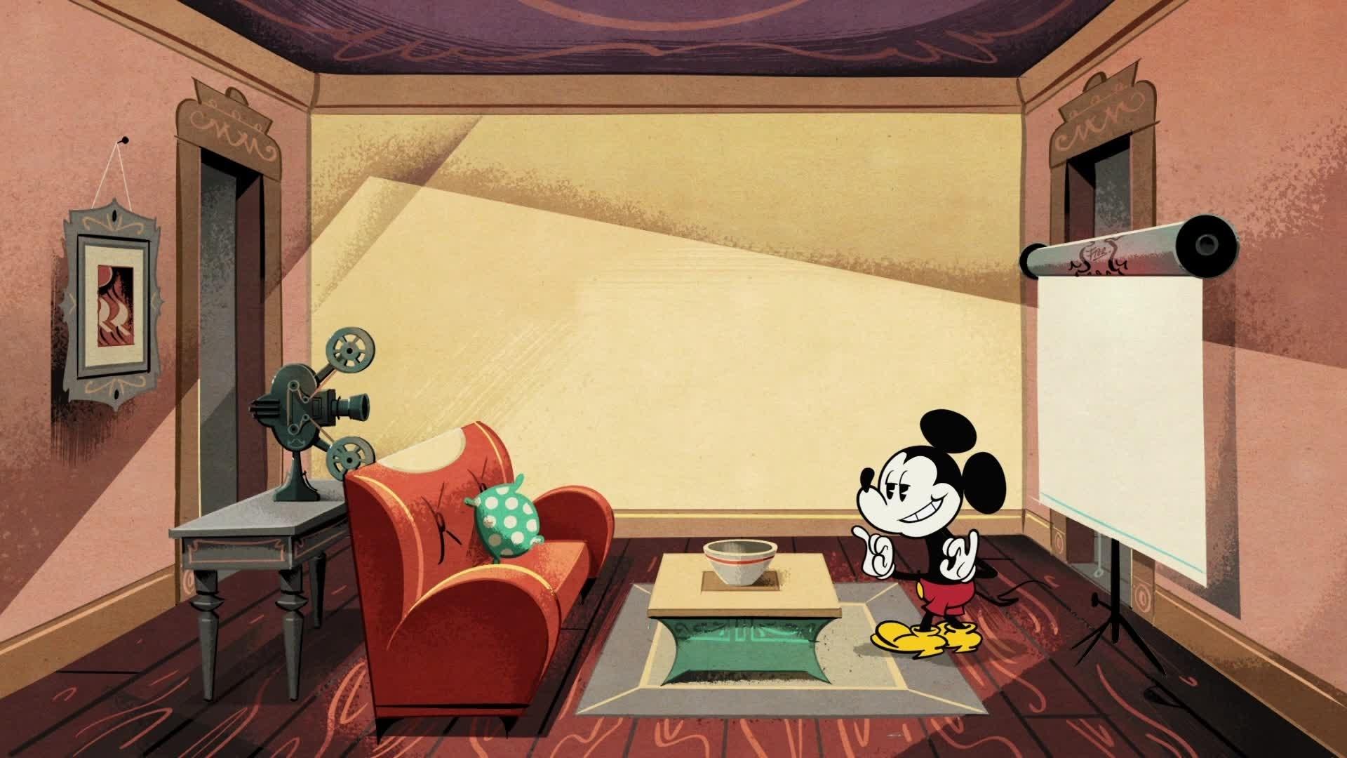 Mickey Mouse - Soirée Cinéma