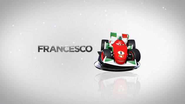 Disney Infinity - Cars - Francesco