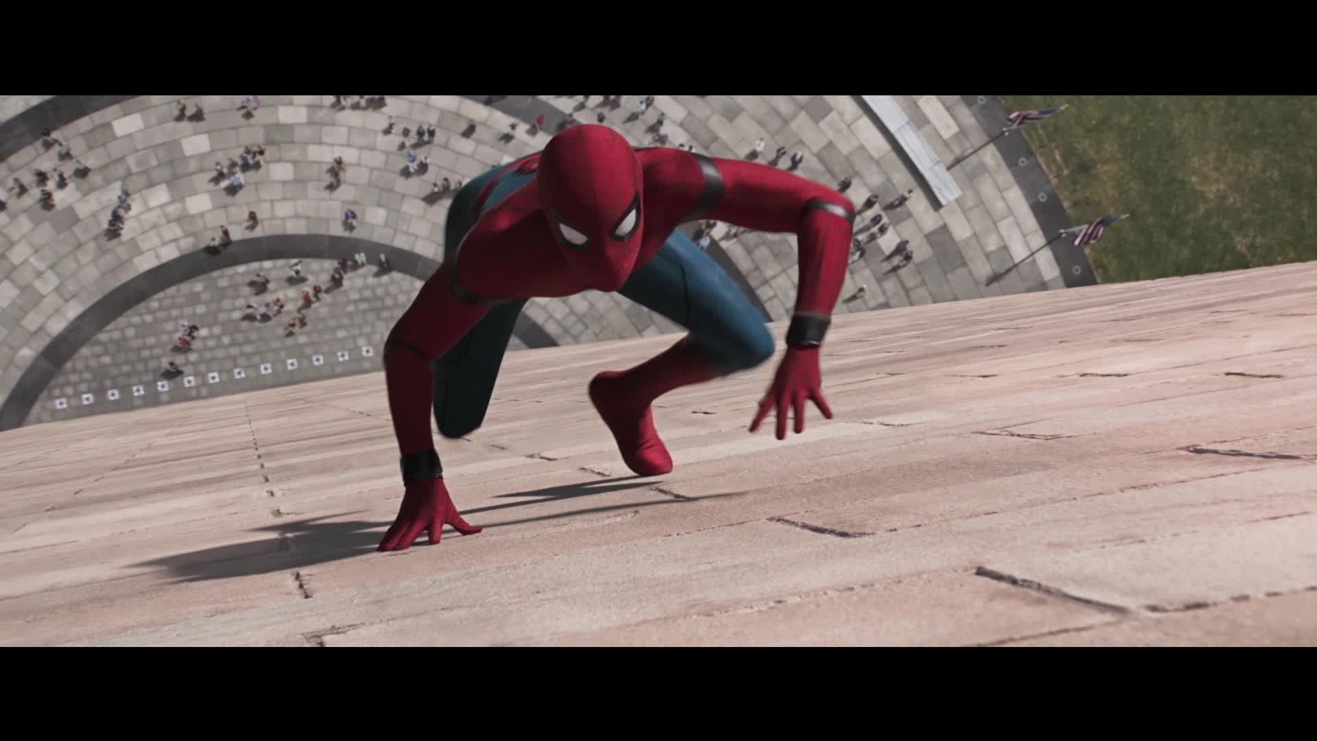 Spiderman : Homecoming