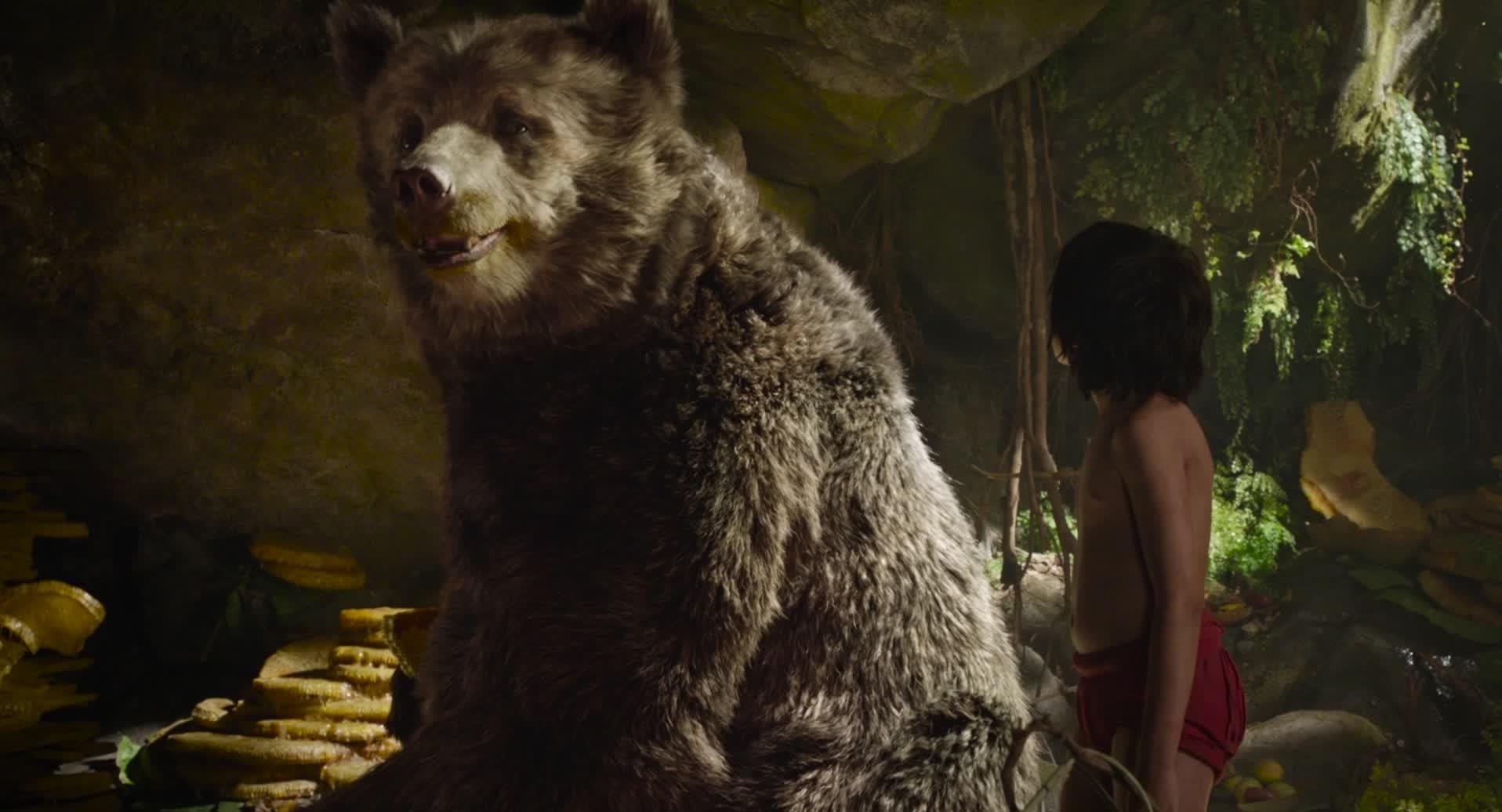 Man-Cub Trailer