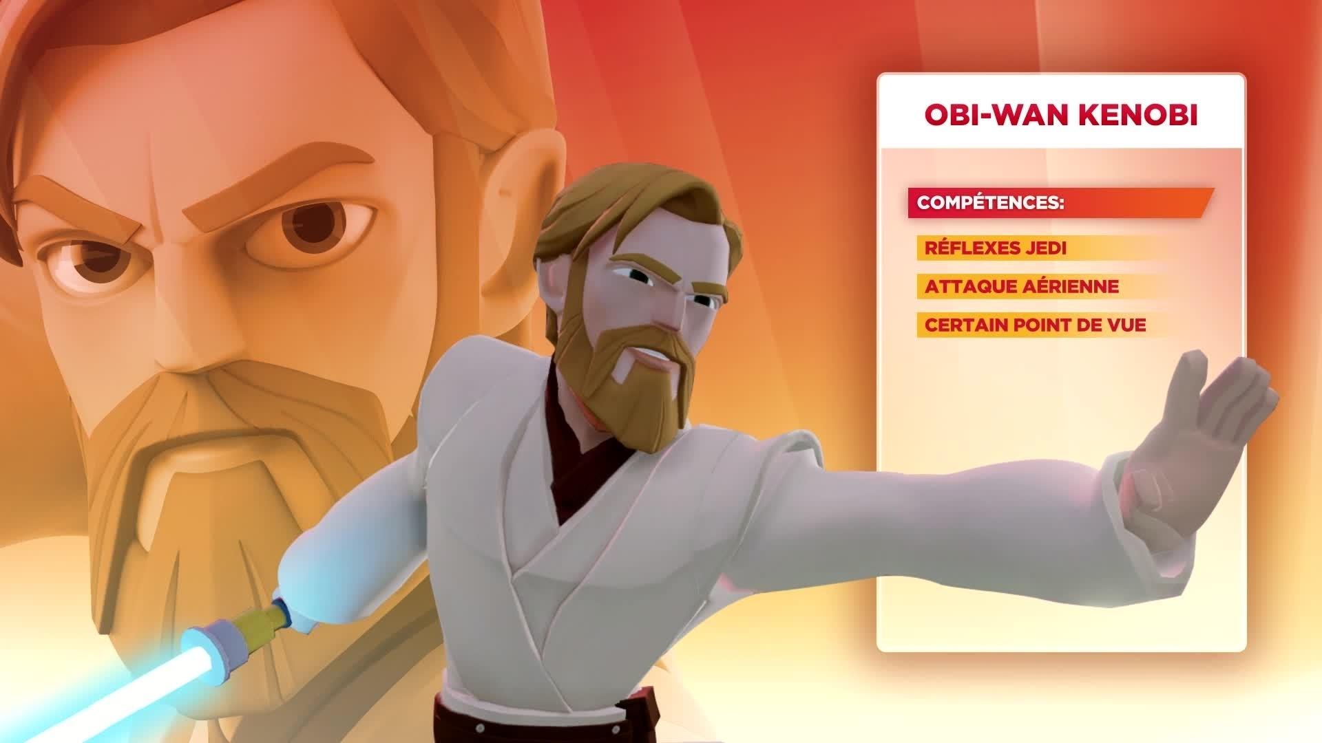 Disney Infinity 3.0 – Pack Aventure Twilight of the Republic – Comment jouer